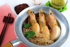 Alimento cinese Fotografie Stock Libere da Diritti