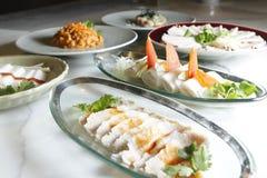 Alimento cinese, antipasti. Immagini Stock Libere da Diritti