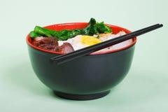 Alimento cinese squisito Fotografie Stock