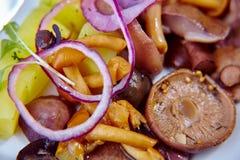 Alimento Cocina Imagenes de archivo