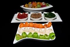 Alimento colorido Foto de Stock