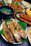 Alimento coreano Fotografia de Stock Royalty Free