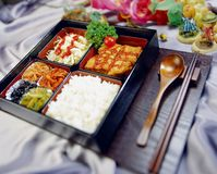 Alimento coreano Immagine Stock Libera da Diritti