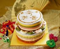 Alimento coreano Fotografie Stock
