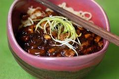 Alimento coreano Imágenes de archivo libres de regalías