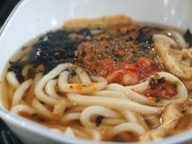 Alimento coreano Foto de Stock