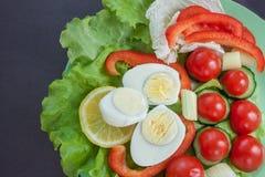 Alimento cru saudável Fotos de Stock