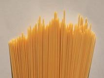 Alimento da massa dos espaguetes imagens de stock royalty free