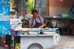 Alimento da rua Foto de Stock Royalty Free