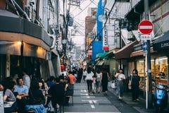 Alimento da rua de Japão foto de stock royalty free