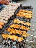 Alimento da rua em Tail?ndia imagens de stock royalty free