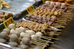 Alimento da rua, mercado da noite nenhum 3 Foto de Stock Royalty Free
