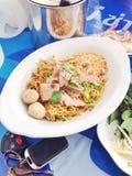 alimento da salada Imagem de Stock Royalty Free