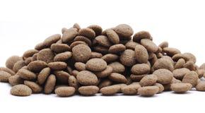 Alimento de animal de estimação Imagem de Stock