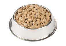Alimento de animal de estimação seco imagens de stock royalty free
