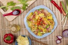 Alimento de Asisan Fotos de Stock Royalty Free