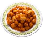 Alimento de Beijing imagens de stock