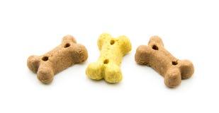 Alimento de cão Fotos de Stock Royalty Free
