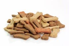 Alimento de cão seco Imagens de Stock Royalty Free