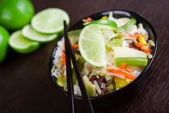 Alimento de Chineese Imagem de Stock Royalty Free