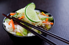 Alimento de Chineese Imagens de Stock