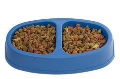 Alimento de gatos Fotografia de Stock Royalty Free