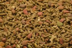 Alimento de gatos Imagens de Stock
