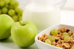 Alimento de Healhty, desayuno Foto de archivo