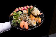 Alimento de Japão E imagem de stock royalty free