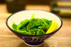 Alimento de Japanise Fotos de archivo libres de regalías