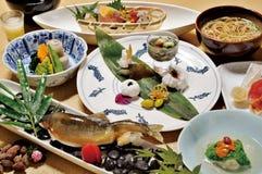 Alimento de Japanses imagenes de archivo