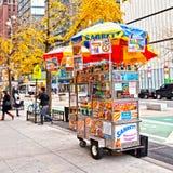 Alimento de la calle Imagen de archivo libre de regalías