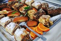 Alimento de la comida fría Foto de archivo