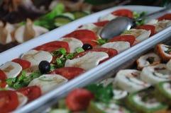 Alimento de la comida fría Imagen de archivo