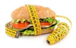 Alimento de la dieta Fotos de archivo libres de regalías