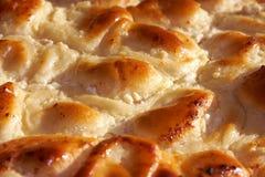Alimento de los pasteles foto de archivo libre de regalías