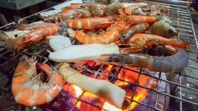 Alimento de mar Fotografia de Stock Royalty Free