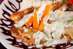 Alimento de mar turco Foto de Stock