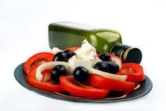 Alimento de Meditteranean Fotografia de Stock Royalty Free