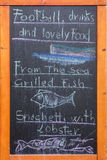 Alimento de peixes Fotos de Stock Royalty Free