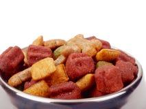 Alimento de perro Fotos de archivo