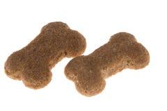 Alimento de perro Fotografía de archivo