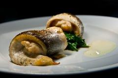 Alimento de pescados 6 Fotos de archivo libres de regalías