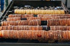 Alimento de Praga e mercados do alimento foto de stock royalty free