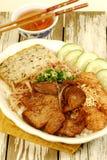 Alimento de Vietnames Fotos de Stock Royalty Free