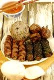 Alimento de Vietnames Fotografia de Stock