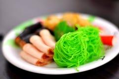 Alimento del buffet Fotografie Stock