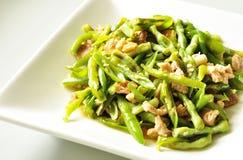 Alimento del chino de Deliciouse foto de archivo libre de regalías