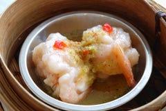 Alimento del chino de Dimsum Imagen de archivo