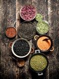 Alimento del legume Immagine Stock Libera da Diritti